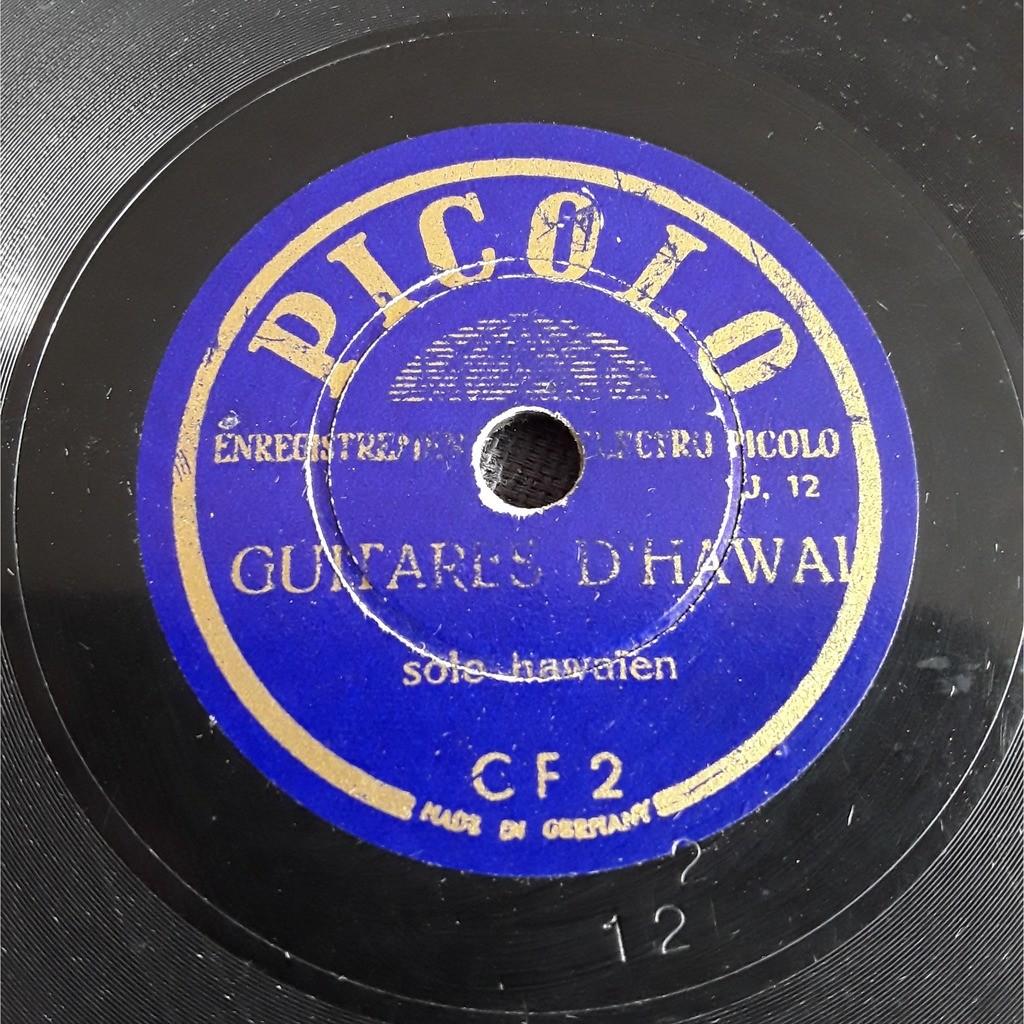 F.WYNS - Le Roy / Solo Hawaiien Tout est permis quand on rêve ( Le chemin du paradis ) - Guitares d'Hawai