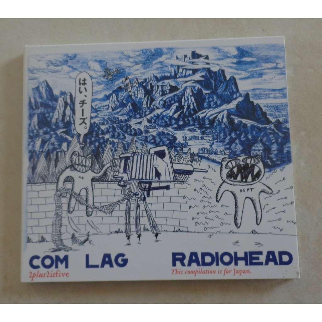 RADIOHEAD Com Lag (JAPAN)