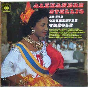 Stellio, Alexandre Alexandre Stellio et son orchestre creole