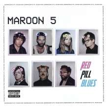 Red Pill Blues By Maroon 5 Cd With Kyoto Cure Ref 119105901