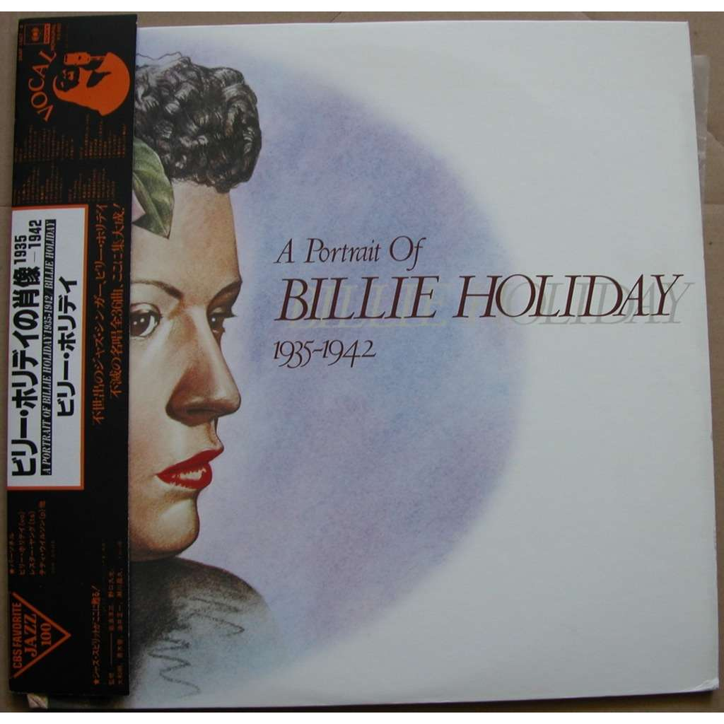 billie holiday a portrait of billie holliday 1935 1942