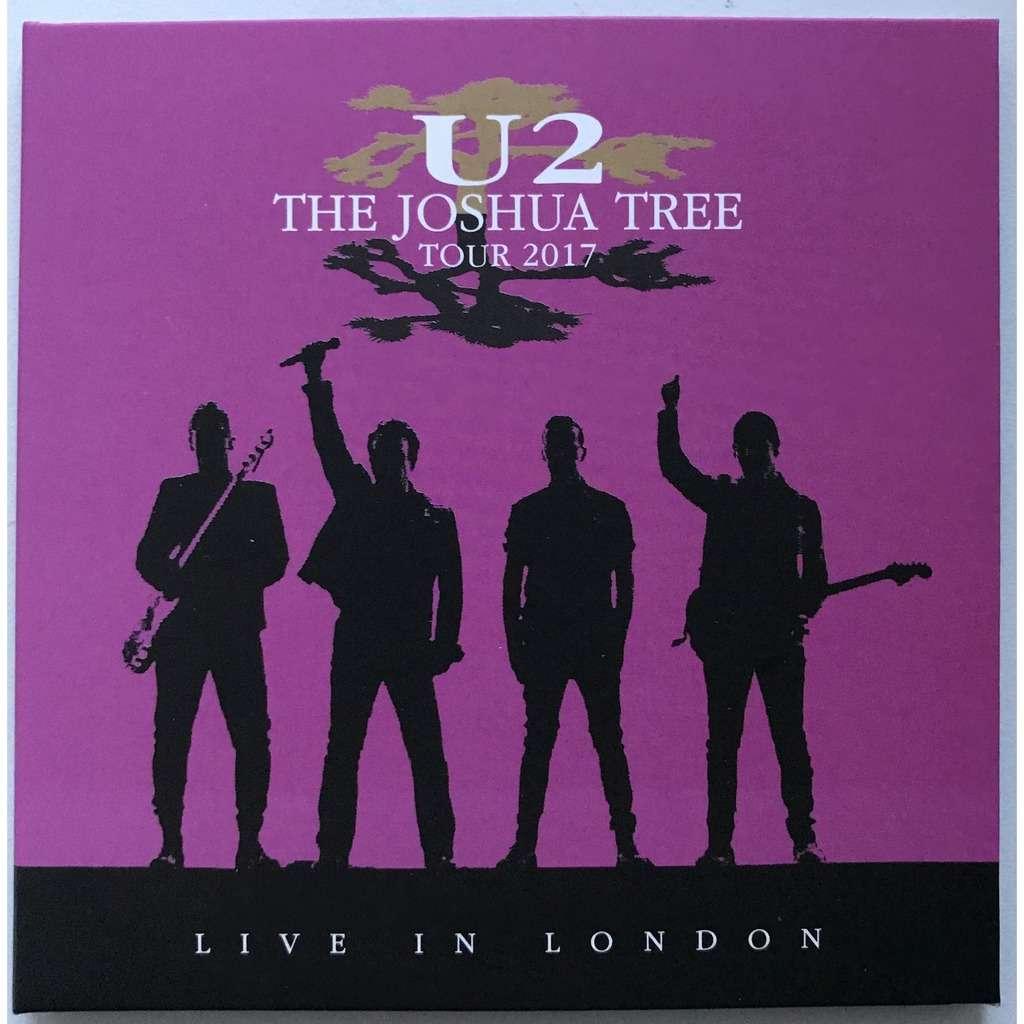 u2 U2 LIVE IN LONDON 2017 2nd Night The Joshua Tree Tour limited edition