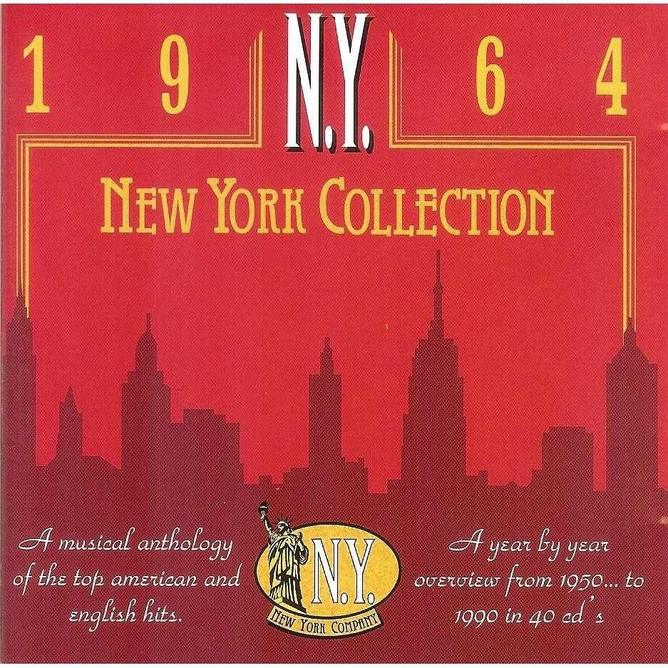 MAJOR LANCE, Jackie DeShannon, Roger Miller, 4Tops New York Collection 1964