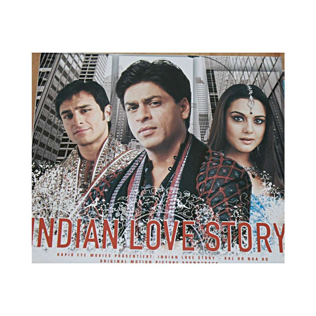 divers artistes - various artist indian love story