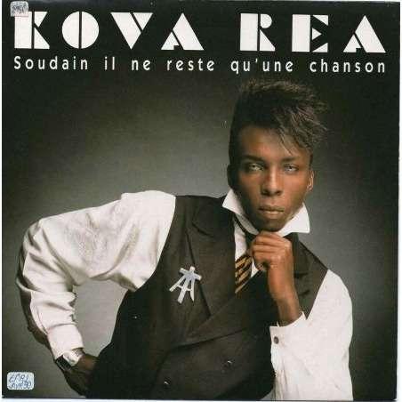 kova rea soudain il me reste qu'une chanson / annabelle (remixe)