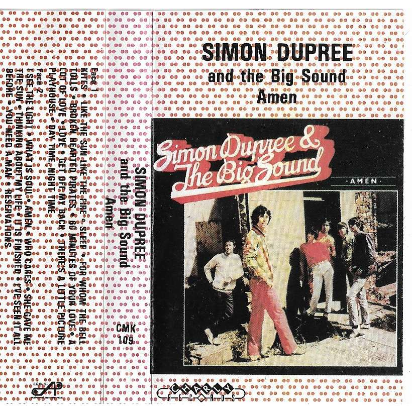 simon dupree and the big sound -amen