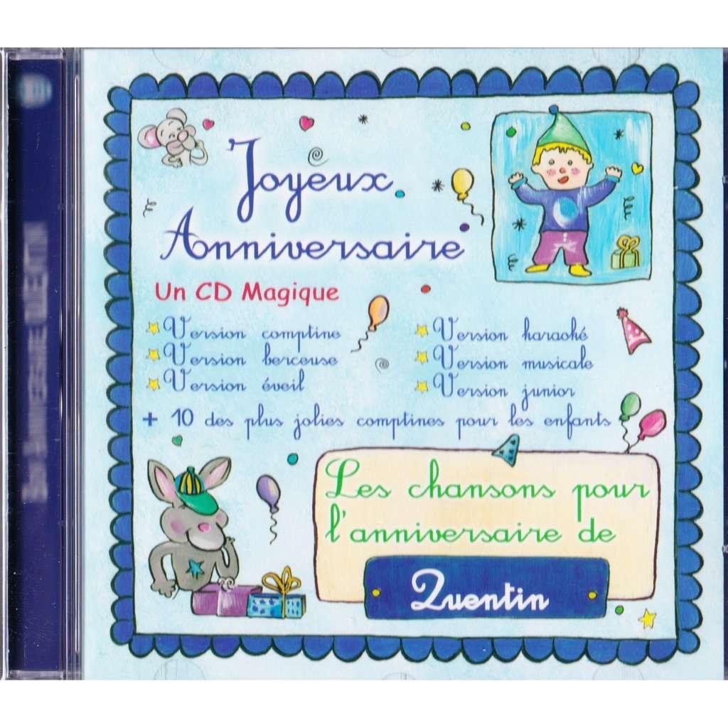 Joyeux Anniversaire Les Chansons Pour L Anniversaire De Jules De Bon