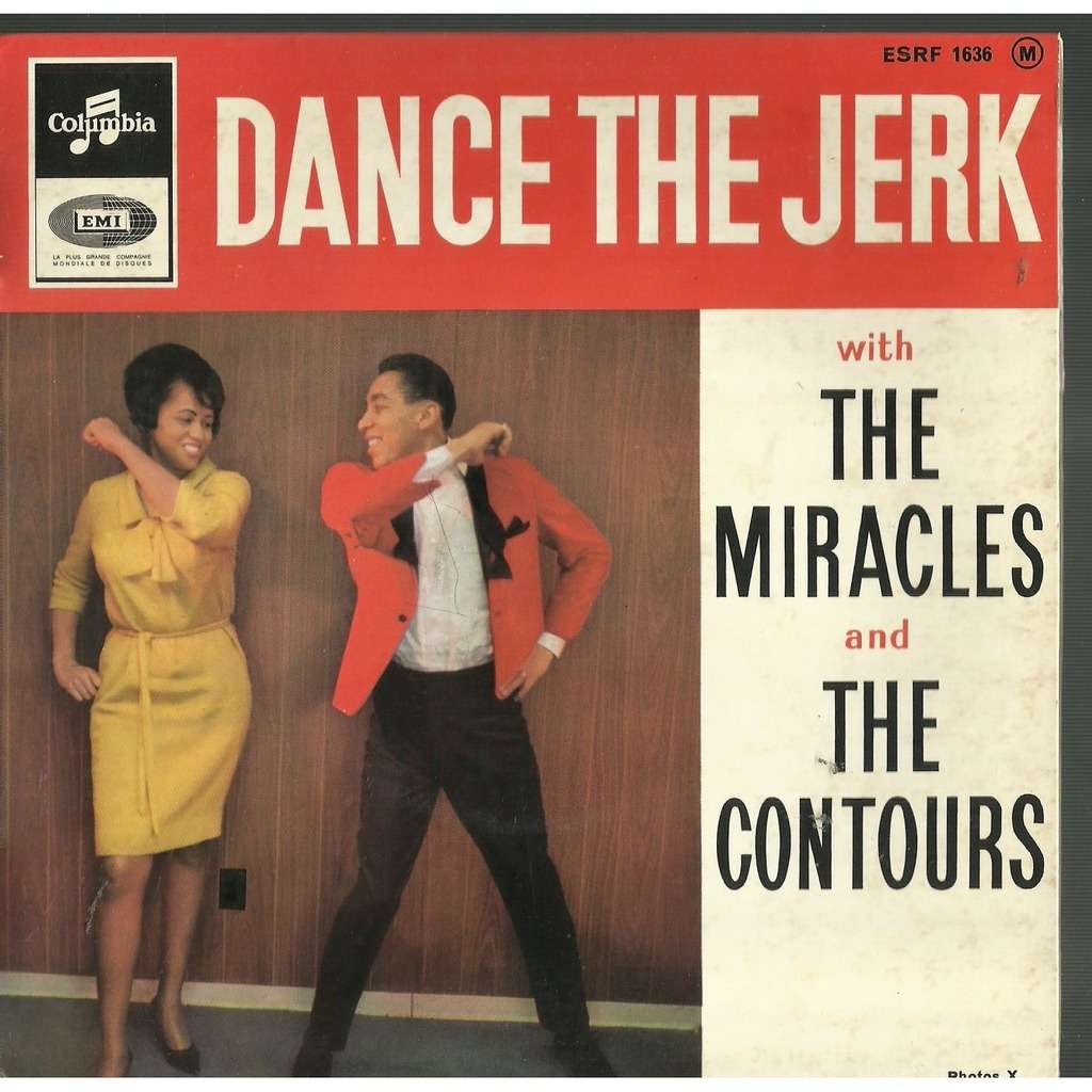miracles contours dance the jerk