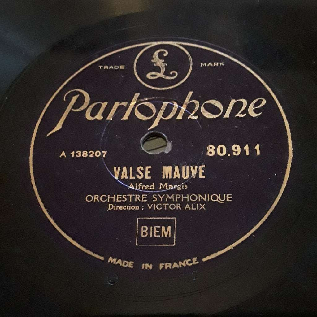 Orchestre symphonique - Victor Alix Valse Mauve - Banffy valse
