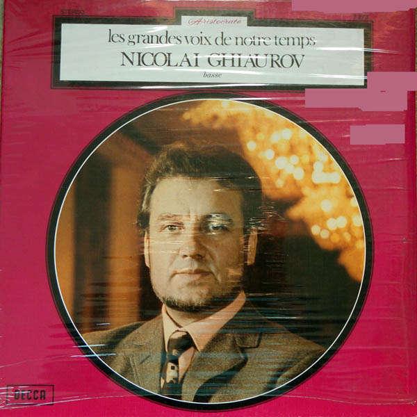 Nicolai Ghiaurov Grande voix de notre temps