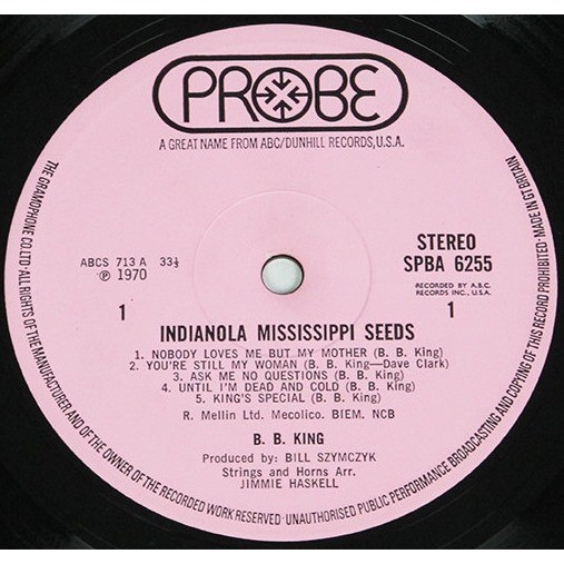 Indianola Mississippi Seeds