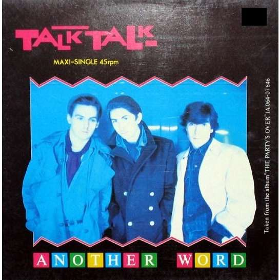 TALK TALK another word / candy