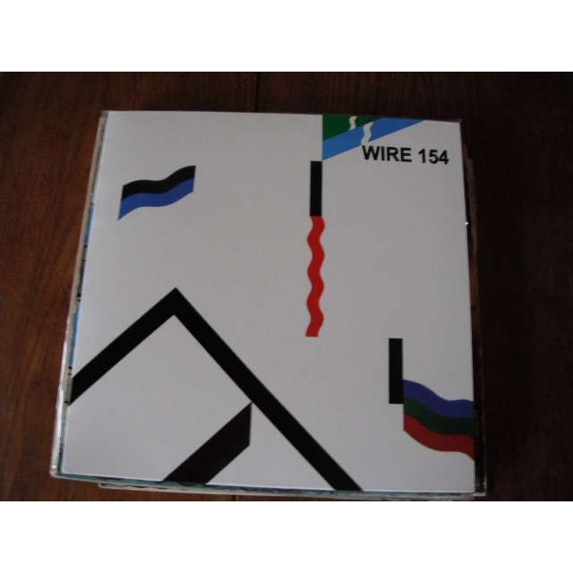 154 by Wire, LP with seventies - Ref:119112652