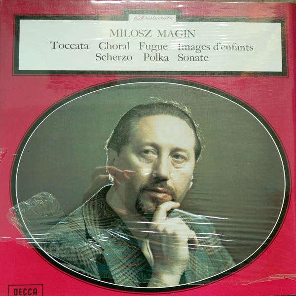 Milosz Magin Pianiste et Compositeur