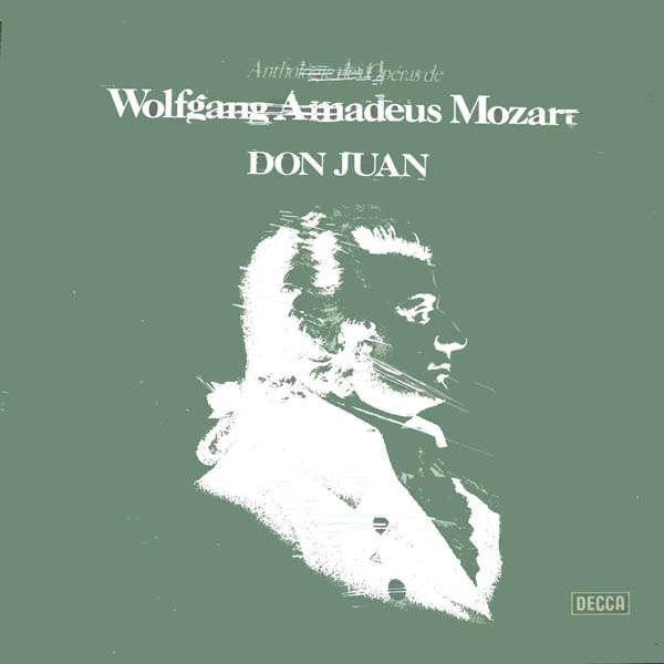 Josep Krips Mozart : Don Juan