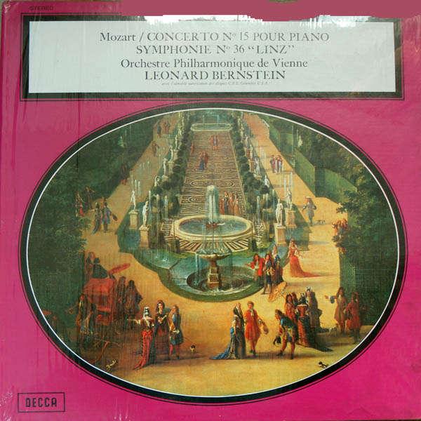 leonard bernstein Mozart: Symphonie n°36 Linz