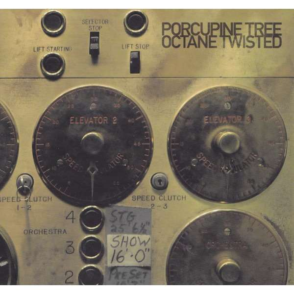 Porcupine Tree / Steven Wilson / No-Man Octane Twisted (3xlp) Ltd Edit Gatefold Sleeve -E.U