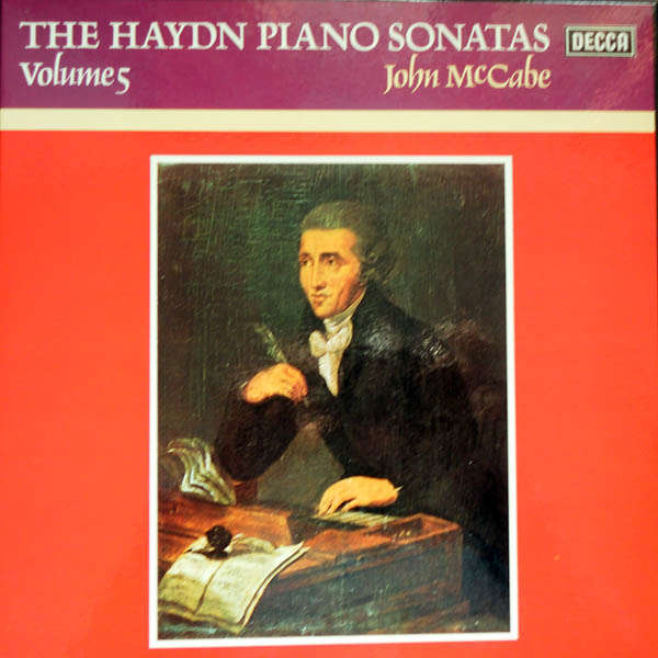 John Mc Cabe Haydn : Piano sonatas
