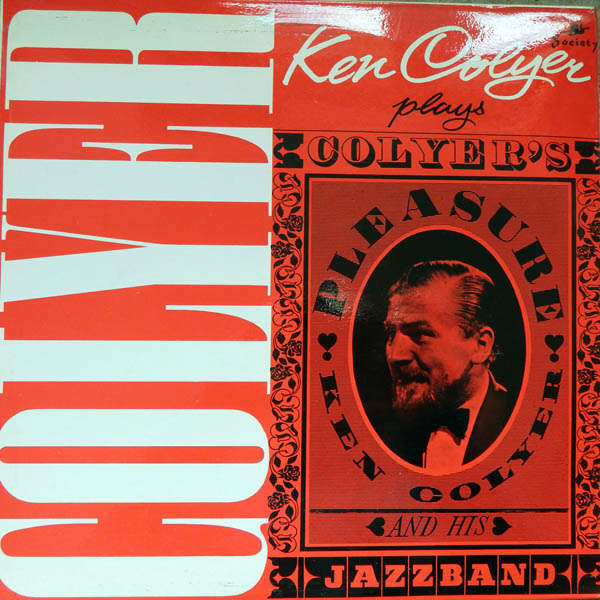 Ken Colyer's Ken Colyer plays Colyer's