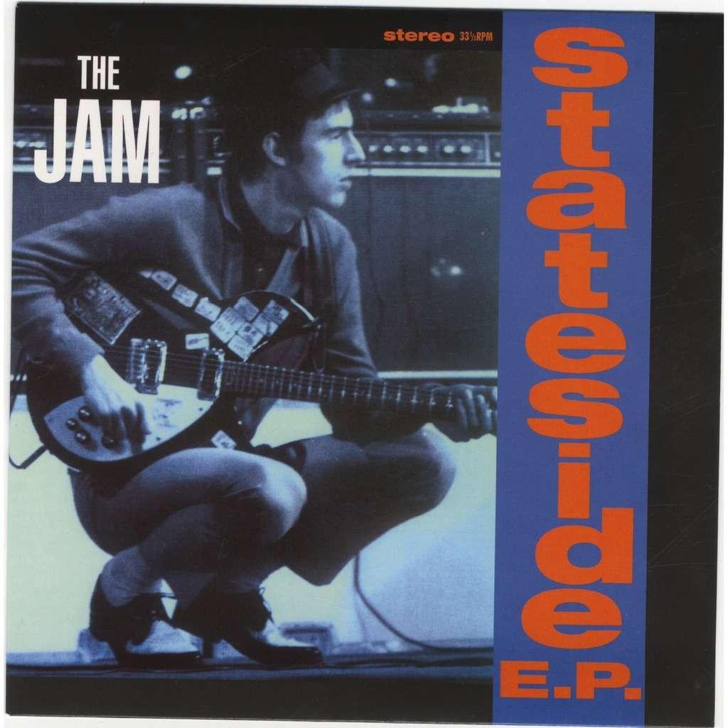 JAM Stateside EP Pink Vinyl