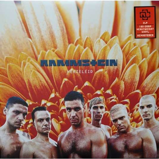 Rammstein Herzeleid (2xlp) Ltd Edit Gatefold Sleeve -E.U