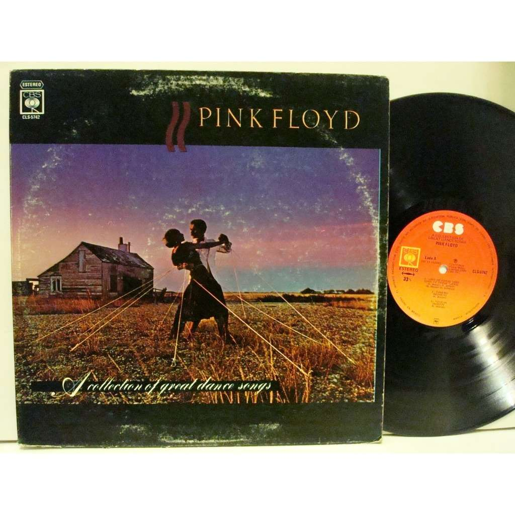 Pink Floyd A Collection Of Great Dance Songs (Mexico)