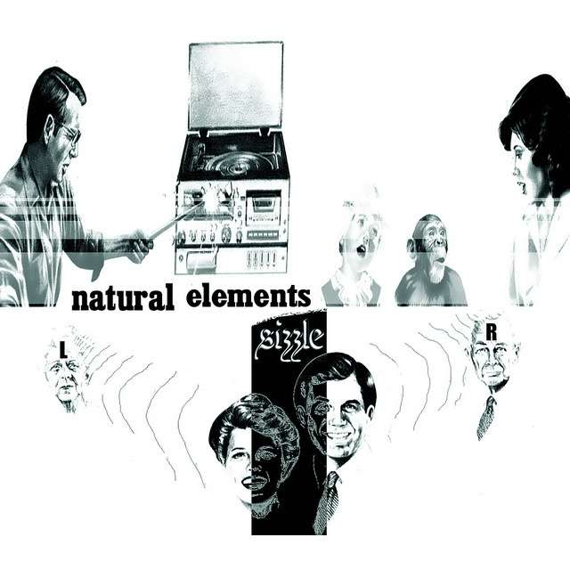 Facthedral's Hall : Sizzle Natural Elements - CD
