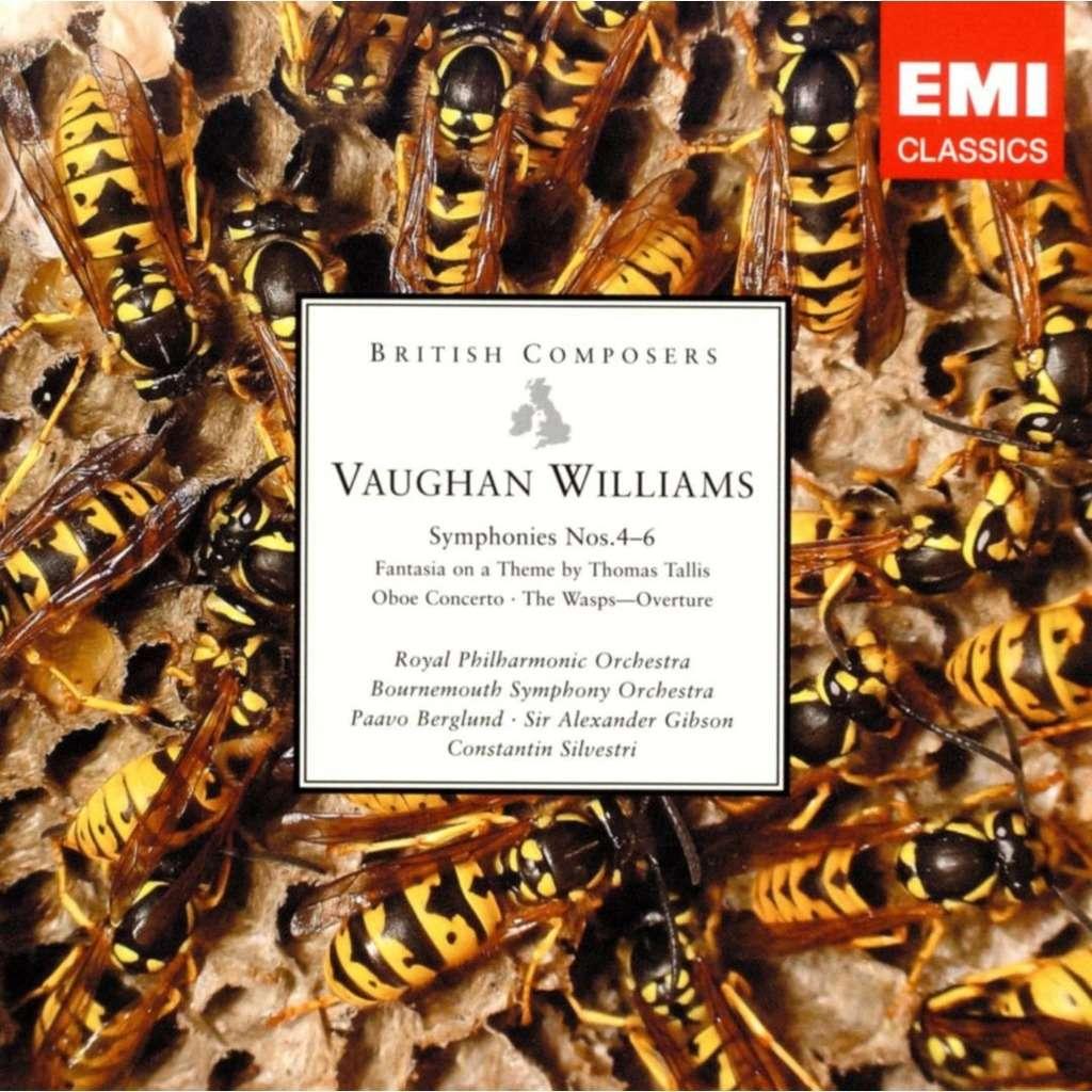 vaughan williams oboe