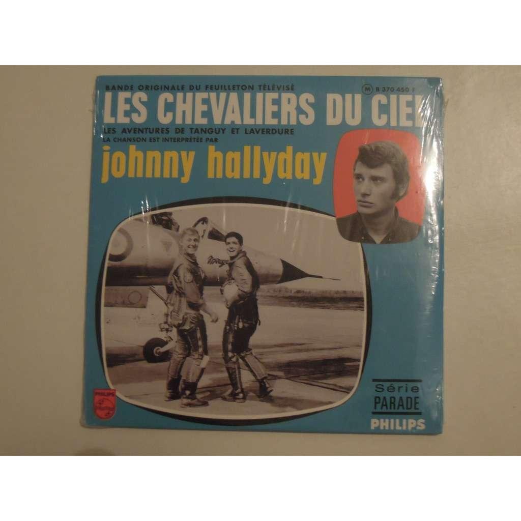 johnny hallyday les chevaliers du ciel