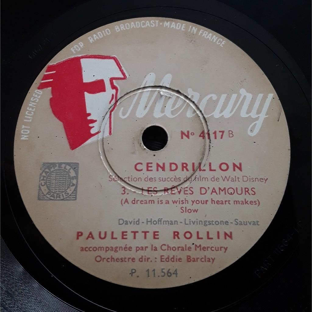 Paulette rollin Cendrillon