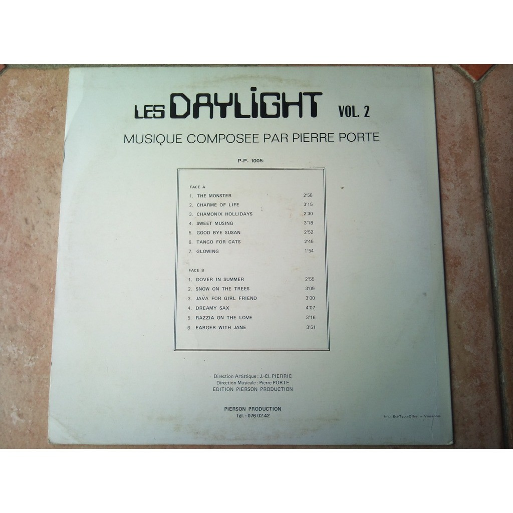 les daylight vol.2