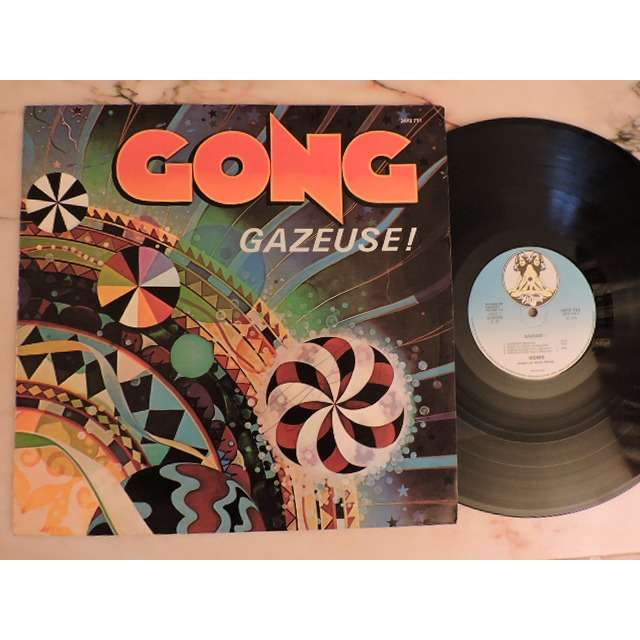 GONG GAZEUSE
