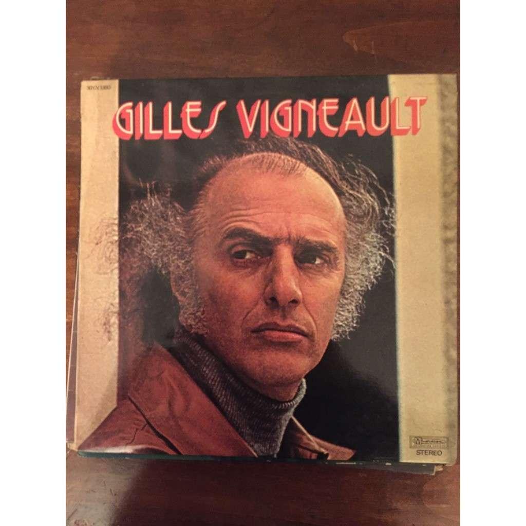 GILLES VIGNEAULT L ALBUM