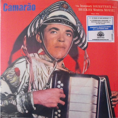 Camarão Imaginary Soundtrack To A Brazilian Western Movie
