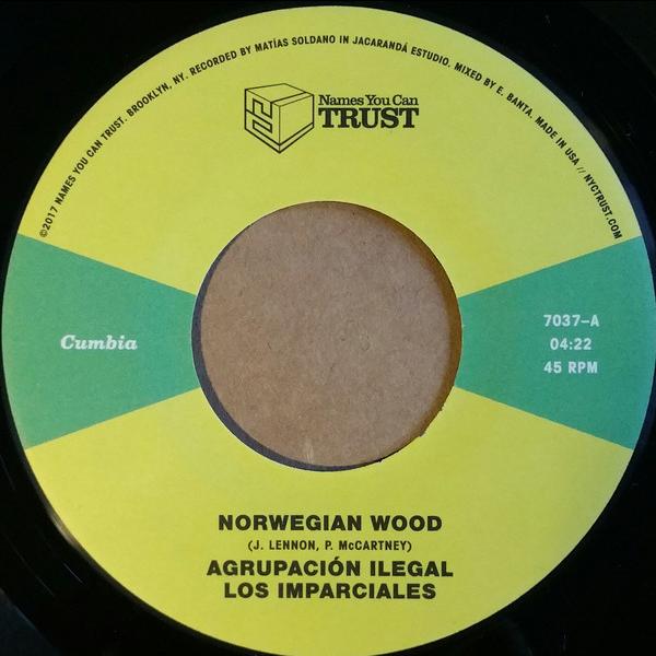 Agrupacion Ilegal Los Imparciales Norwegian Wood