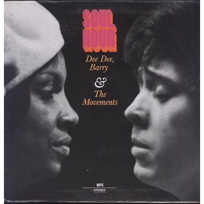 Dee Dee, Barry & The Movements Soul Hour