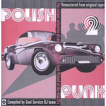 Polish Funk 2 (various) Rare Grooves From Poland Of The 60 & 70's