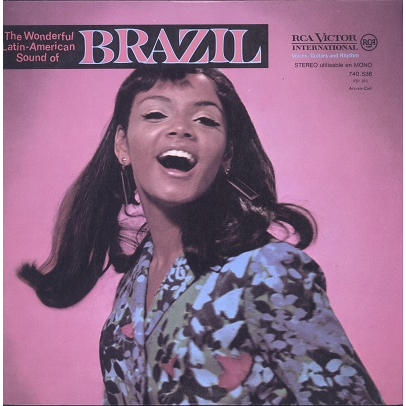 Mario Castro Neves / Messias The wondefrul latin-american sound of Brazil