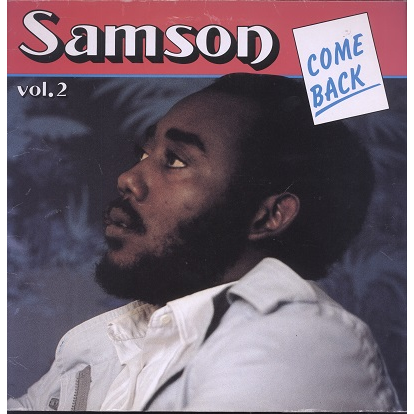 Samson Vol.2 Come Back