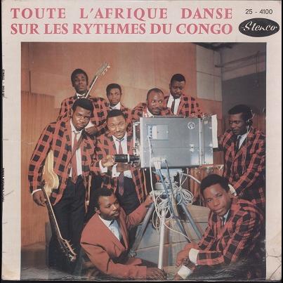 Toute L'Afrique Danse (various) Sur les rythmes du Congo