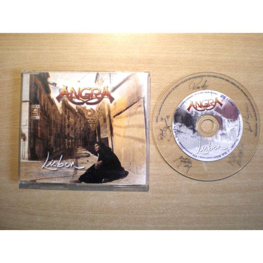Angra Lisbon ( + a CD in gift )