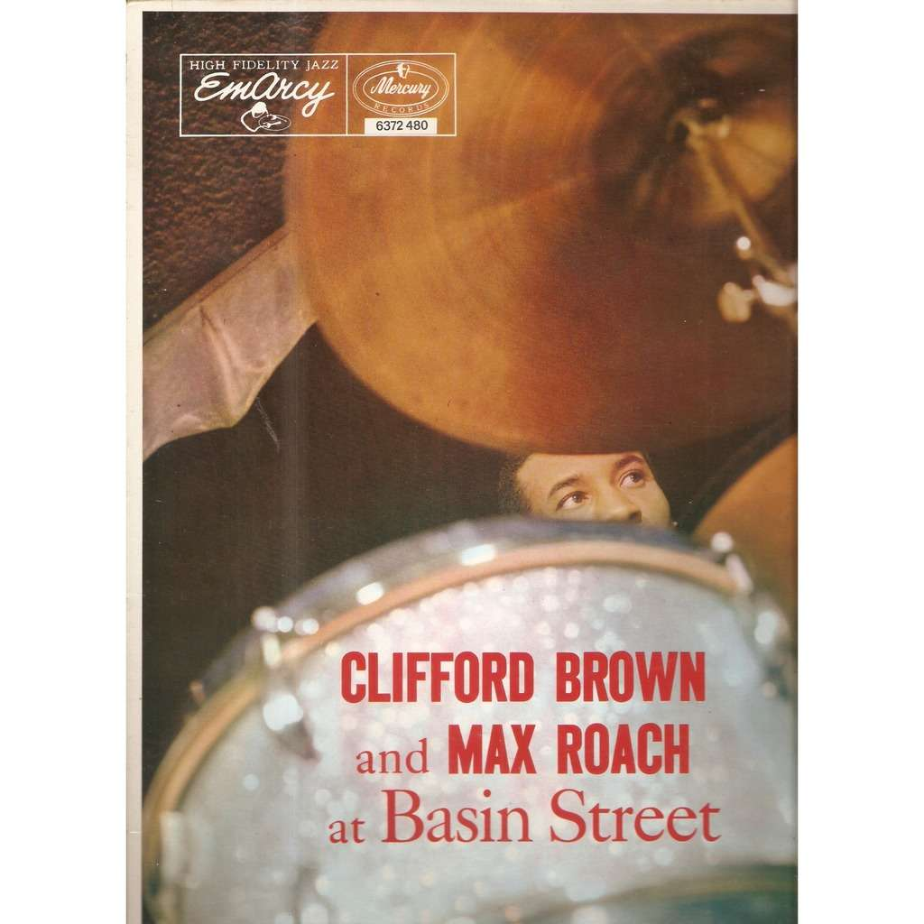 BROWN Clifford / ROACH Max AT BASIN STREET