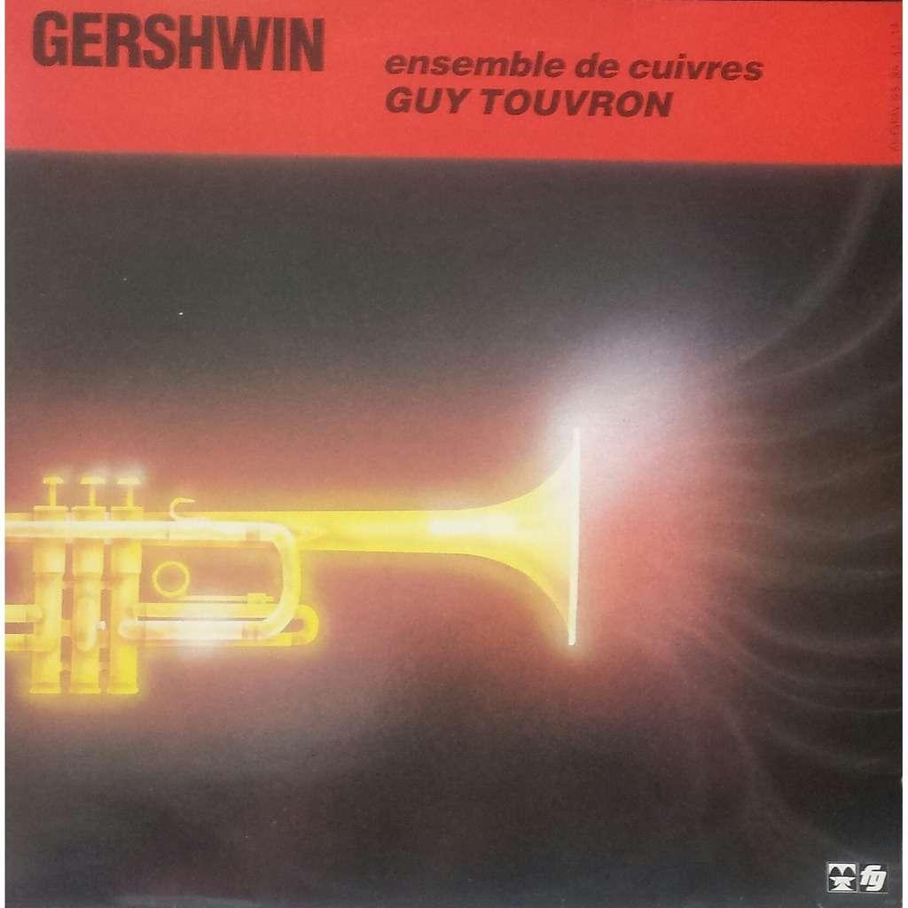 Ensemble De Cuivres Guy Touvron gershwin