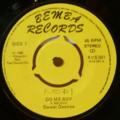 SWEET DESIRE - Do me boy / Nasty man - 7inch (SP)