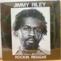 JIMMY RILEY - Rockin reggae aka Give thanks & praise / Feeling is believing - 12 inch 33 rpm