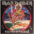 IRON MAIDEN - Welcome To Vallhall Vol.1-2-3 (3xlps) Ltd Edit With Colour Booklet -Norway - 33T x 3