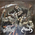 EVIL SHEPHERD / SABBAT - A Pestilent Alliance (lp) Ltd Edit Colored Vinyl -E.U - LP