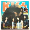 KISS ‎ - Bare Your Flesh And Strip Your Soul (3xlp) Ltd Edit Colored Vinyl With Gatefold Sleeve -E.U - 33T x 3