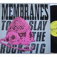 membranes to slay the rock pig