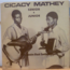 CICACY MATHEY SENIOR & JUNIOR et BLACK SANTIAGO - S/T Bazooka - LP
